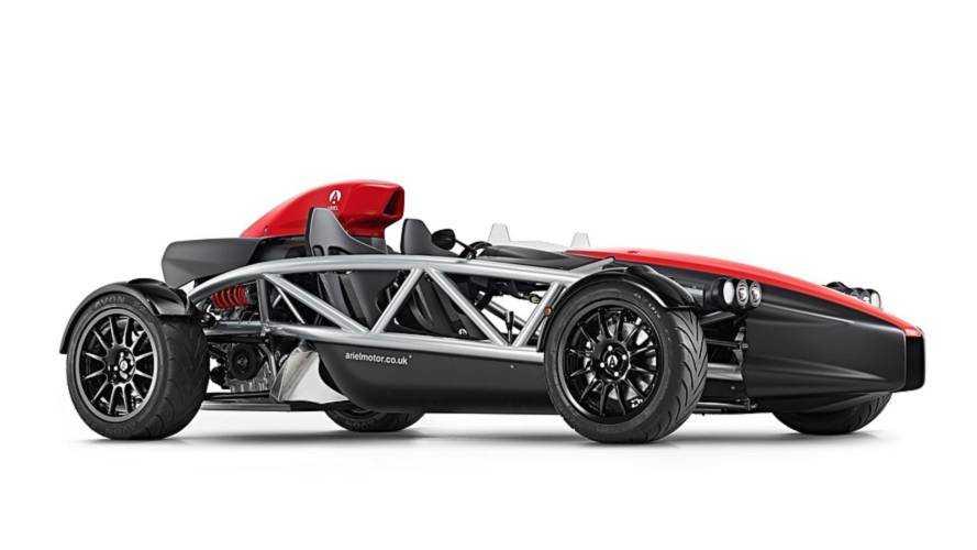 Honda Civic Type R motorlu Ariel Atom 4'e yakından bakın