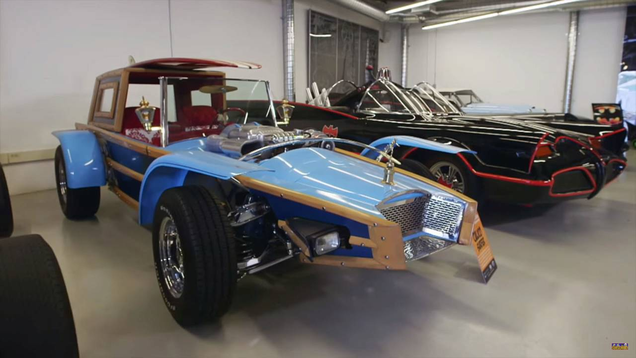 1965 George Barris Calico Surfer