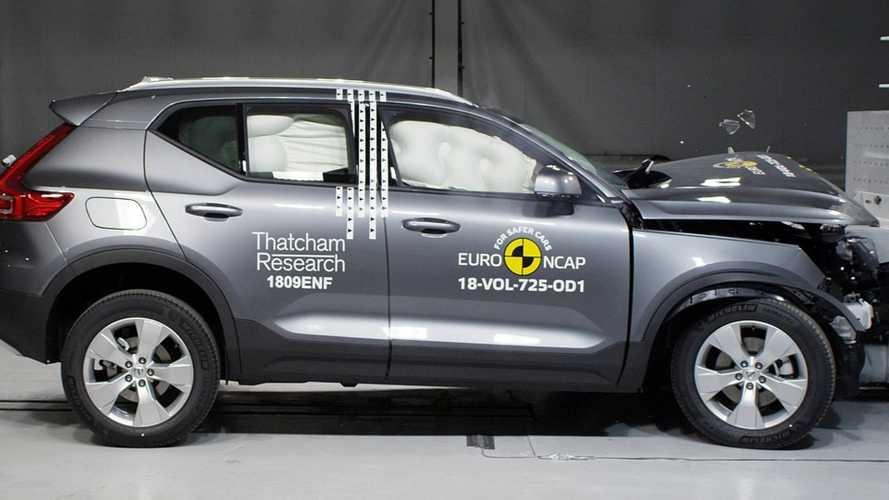 Novas normas de impacto do Euro NCAP podem penalizar veículos grandes; entenda