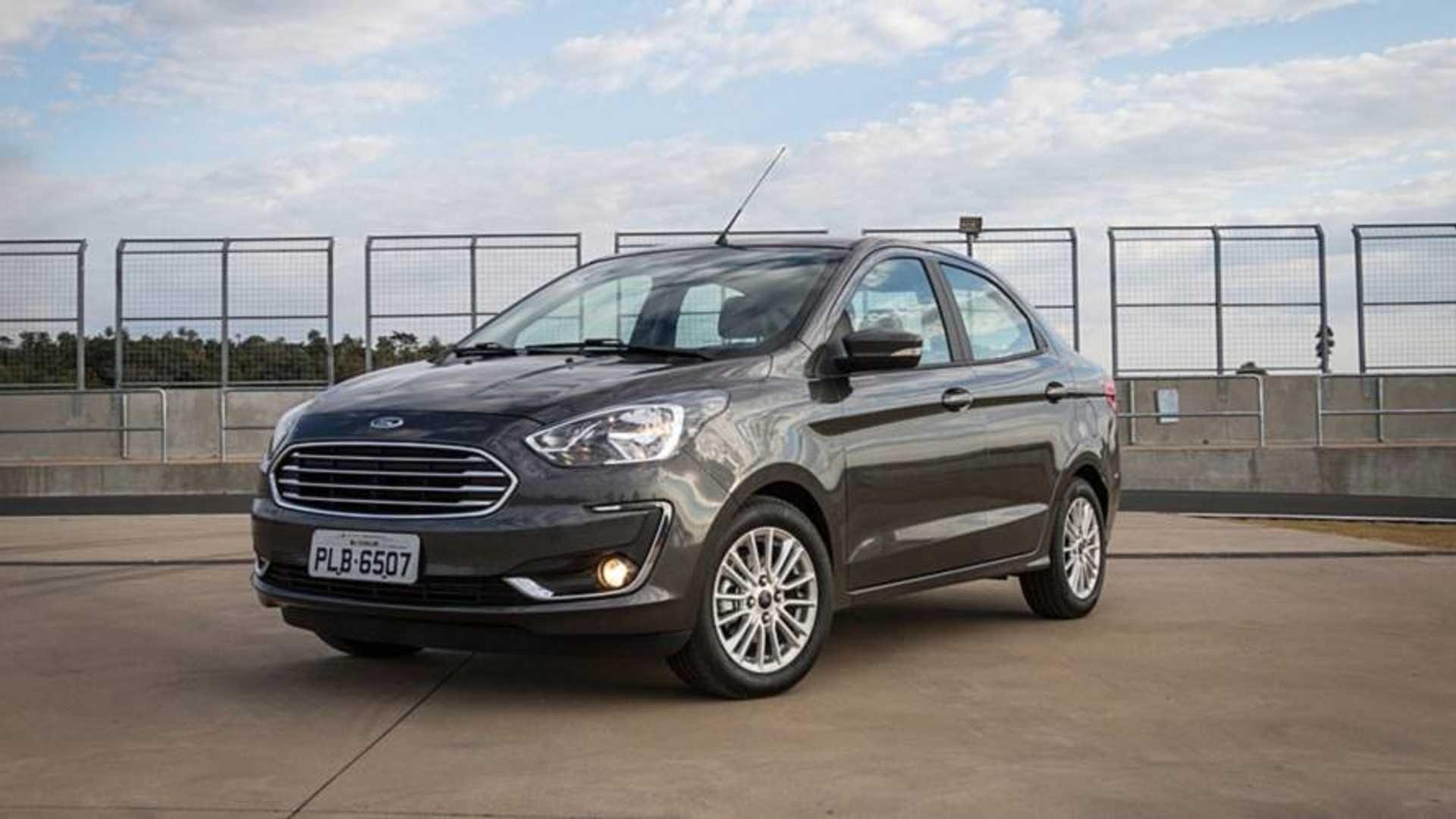Primeiras Impressoes Ford Ka E Ka Sedan 2019 Demanda Atendida