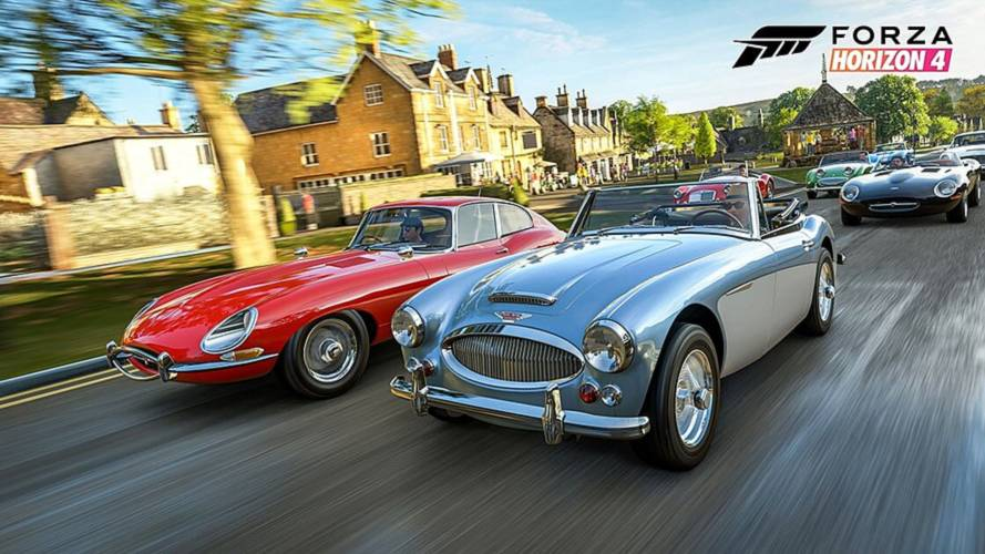 Drive like Agent 007 with Forza Horizon 4's Bond car pack