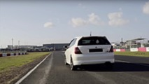 All Honda Civic Type R Generations On Track
