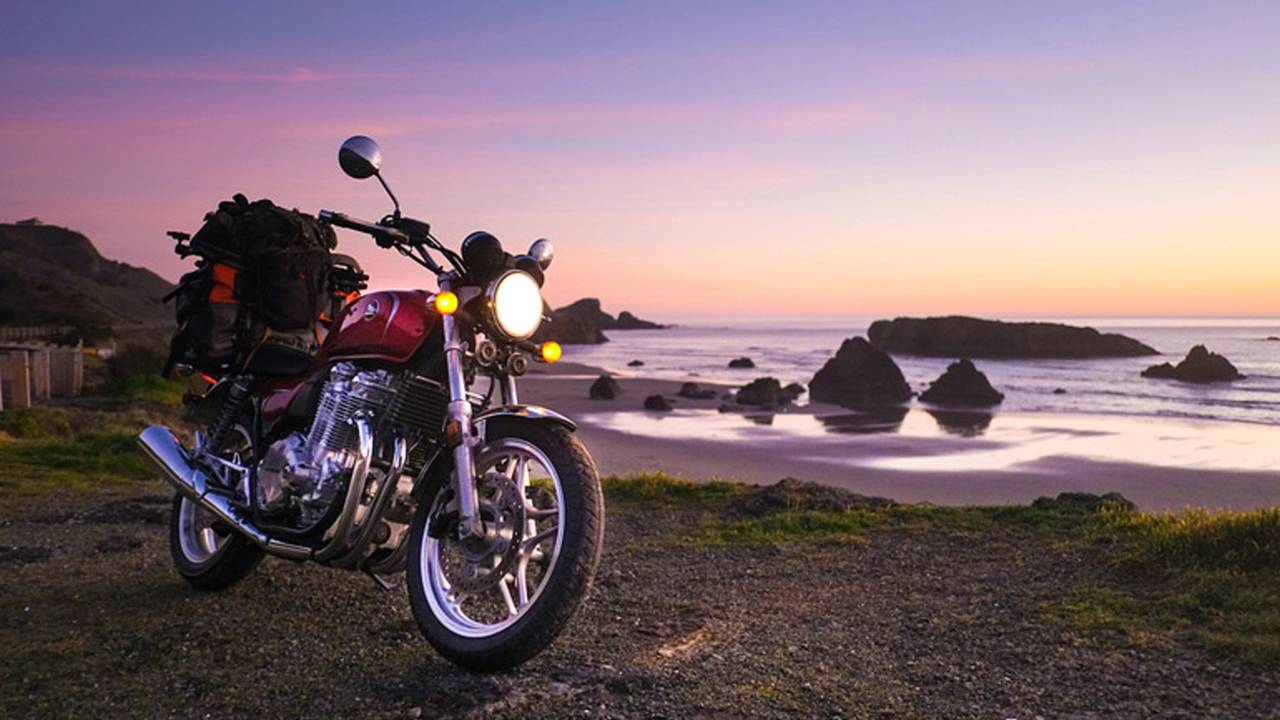 Los Angeles to Portland and Back on the CB1100 DLX - Part Two
