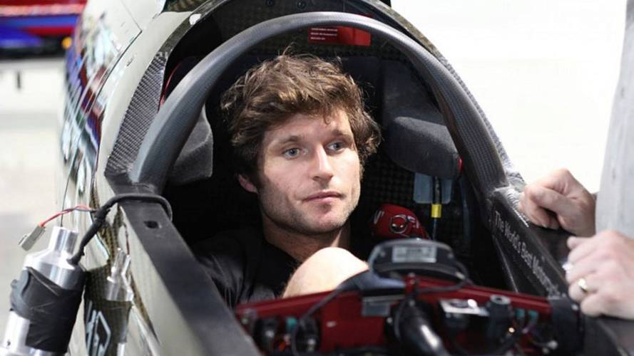 Triumph Motorcycles Taps Guy Martin to Pilot The Triumph Rocket