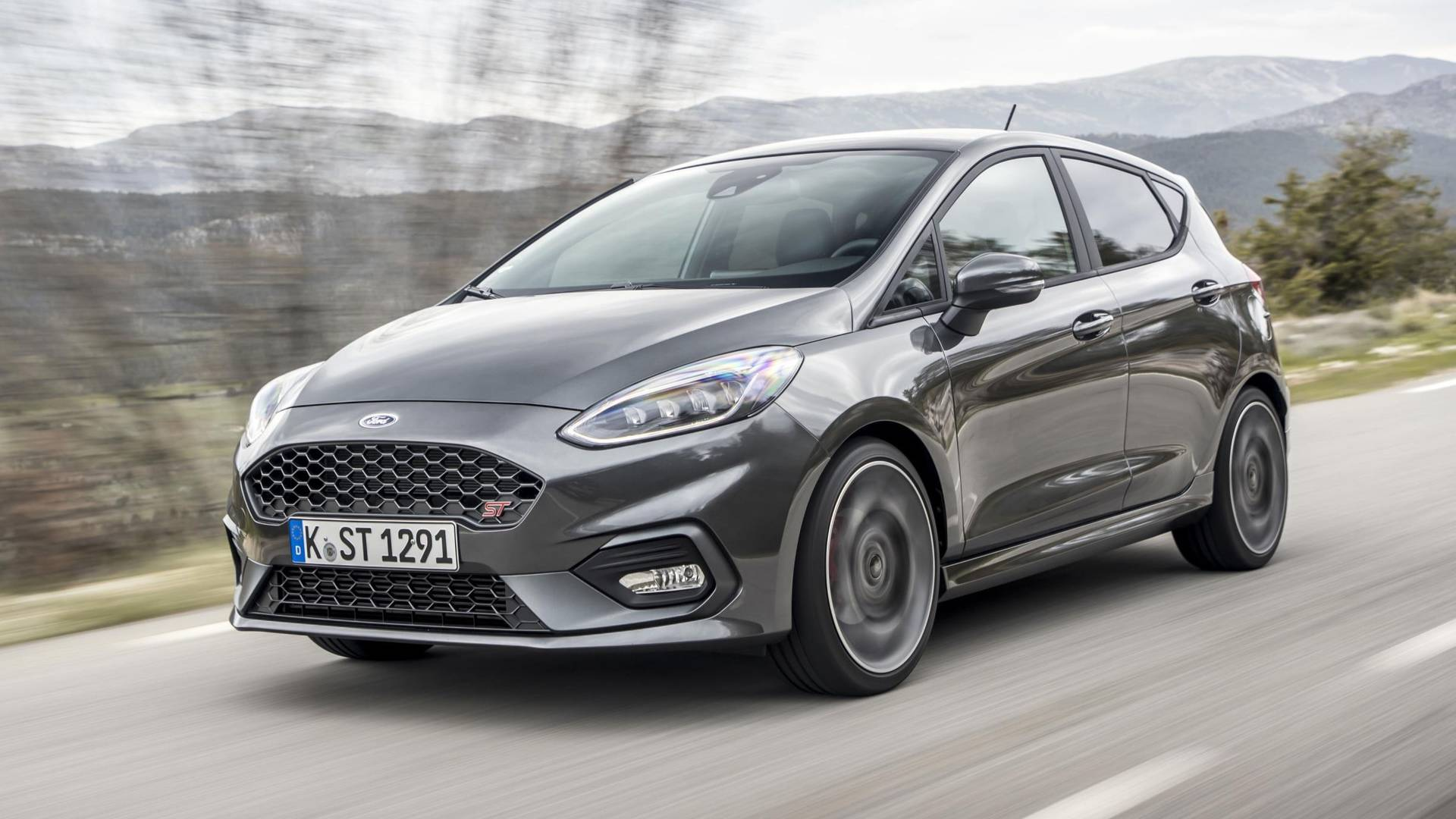 2018 Ford Fiesta St >> 2018 Ford Fiesta St First Drive Still The Best