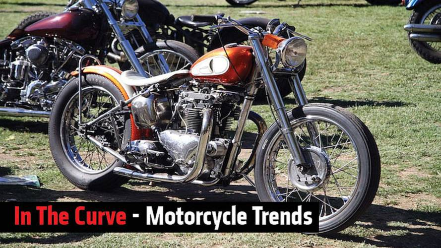 In the Curve:  Kiser on Motorcycle Trends.