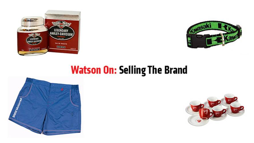 Watson On: Selling The Brand