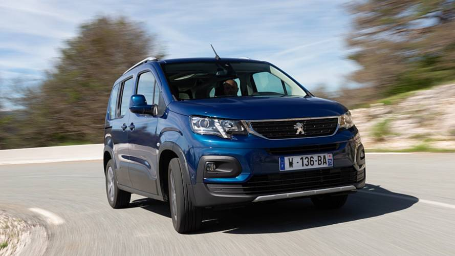 Peugeot Rifter Pricing Starts At £19,650 OTR