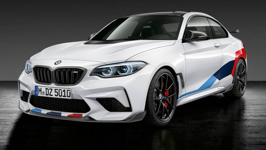 BMW M2 CS Coming Next Year? M2 CSL Could Follow
