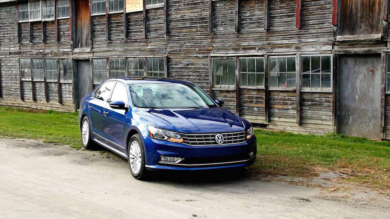 2016 Volkswagen Passat: Practicality Without The Bore