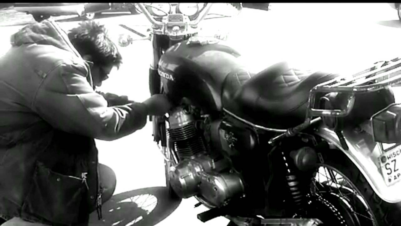 Locks, Anchors, and LoJack - How To Combat Motorcycle Theft