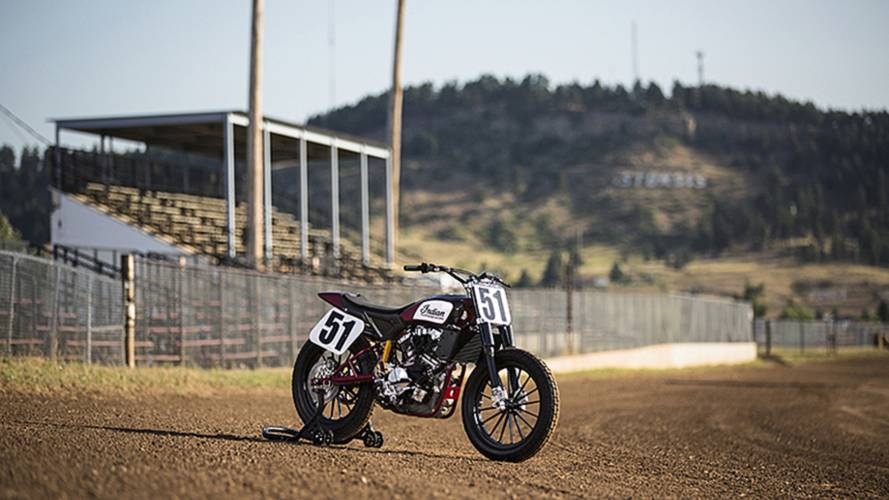 Indian Motorcycle Offers Flat Track Contingency Program