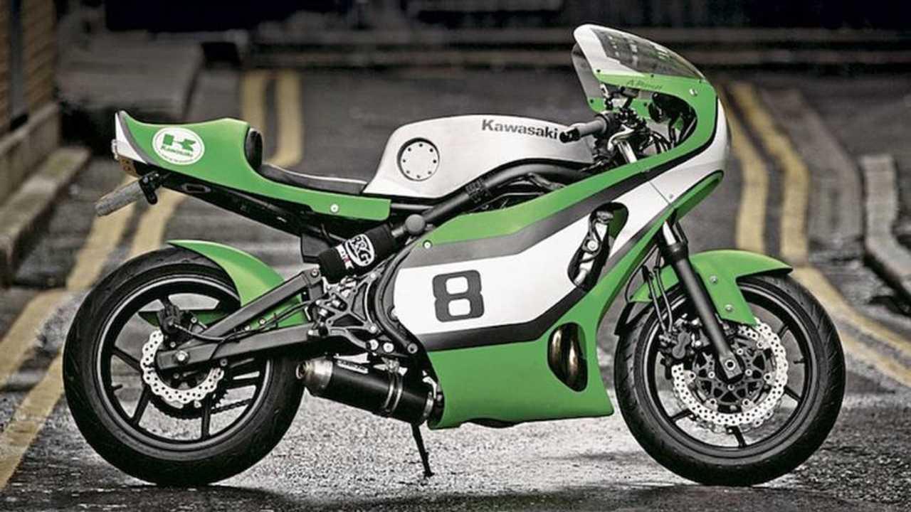 Bike of the Week: Spirit of the Seventies' KR750 Tribute