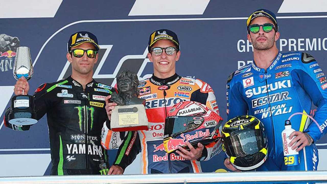 Jerez MotoGP Results: Dominant Winner and Big Crash