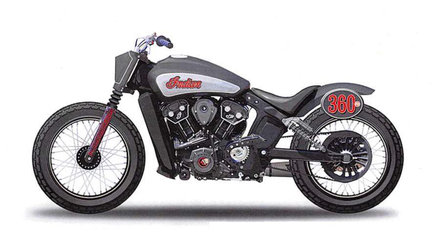 Indian Motorcycle Announces Scout Bobber Build-Off