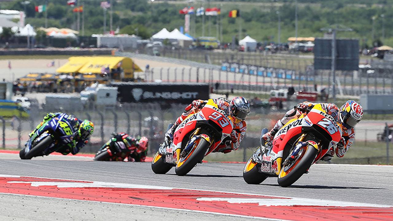 Austin Working to Reduce Bumps for MotoGP Race