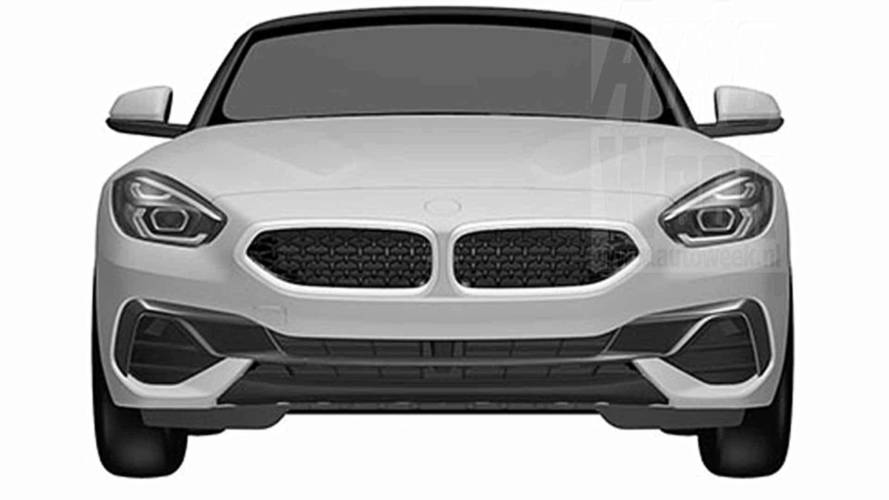 Next-Gen BMW Z4 Design Registration