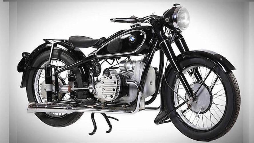 Electric Bike Startup To Release Model Based on WW2-Era BMW