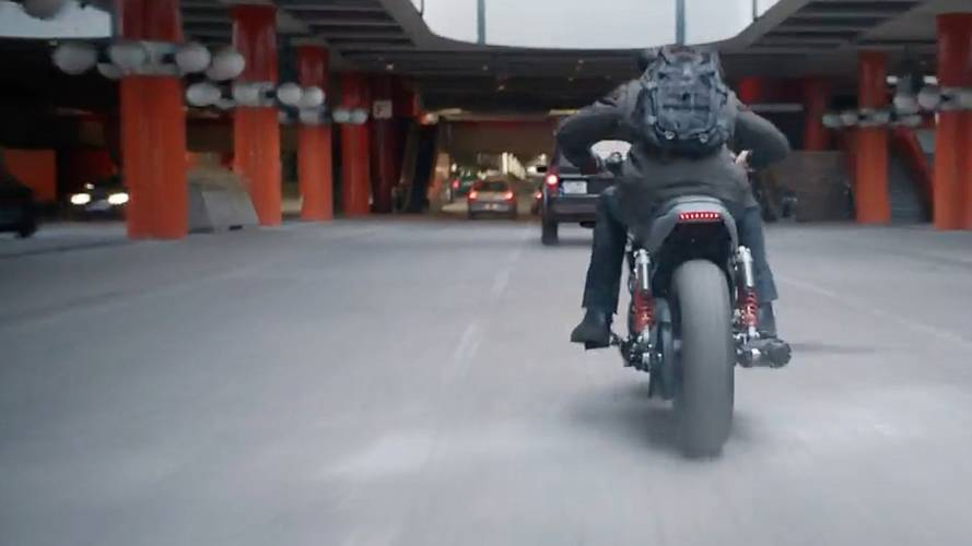 Catch a Quick Glimpse of a New Harley in Latest Captain America: Civil War Trailer