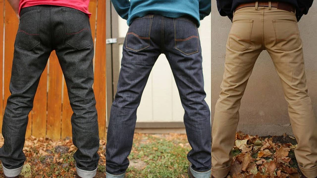 Kevlar Protection Jeans from Tobacco Motorwear