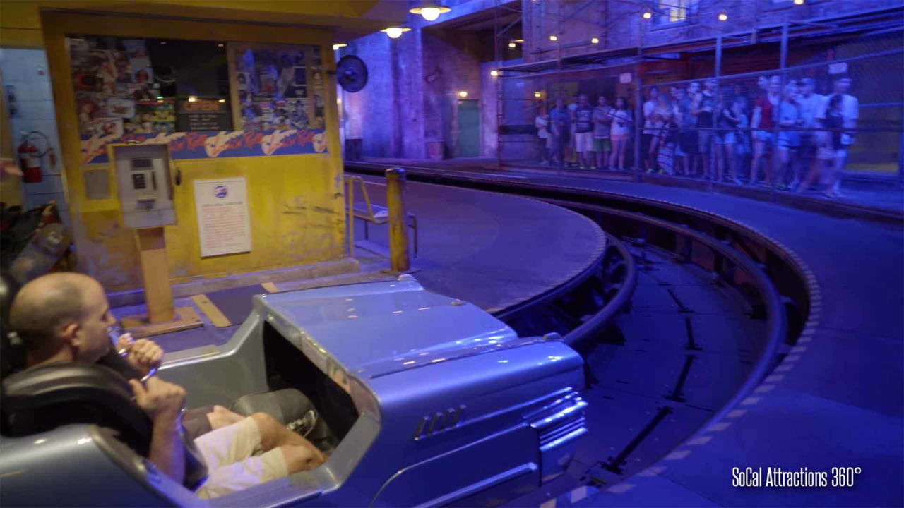 Rock 'N' Roller Coaster - Disney's Hollywood Studios