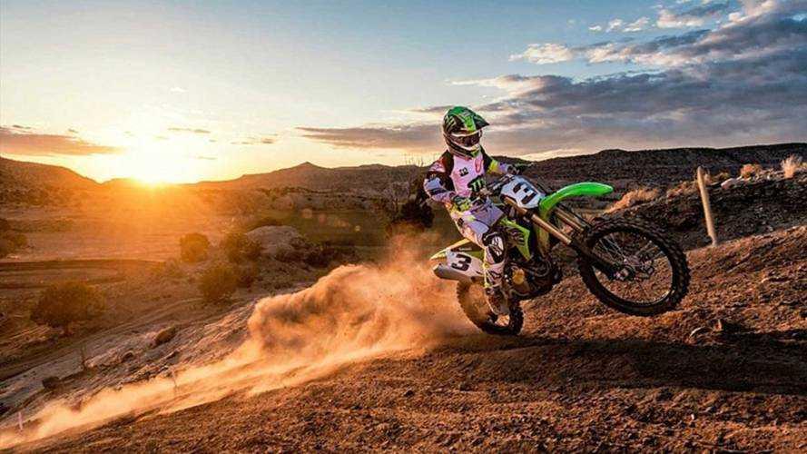 Kawasaki Announces Fancy New KX450 for 2019