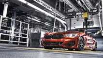 2019 BMW 8 Series Coupe enter production