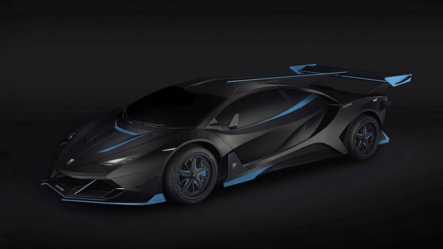 "Alieno Arcanum Is A 5,221-HP Electric Hypercar With ""Alien"" Tech"