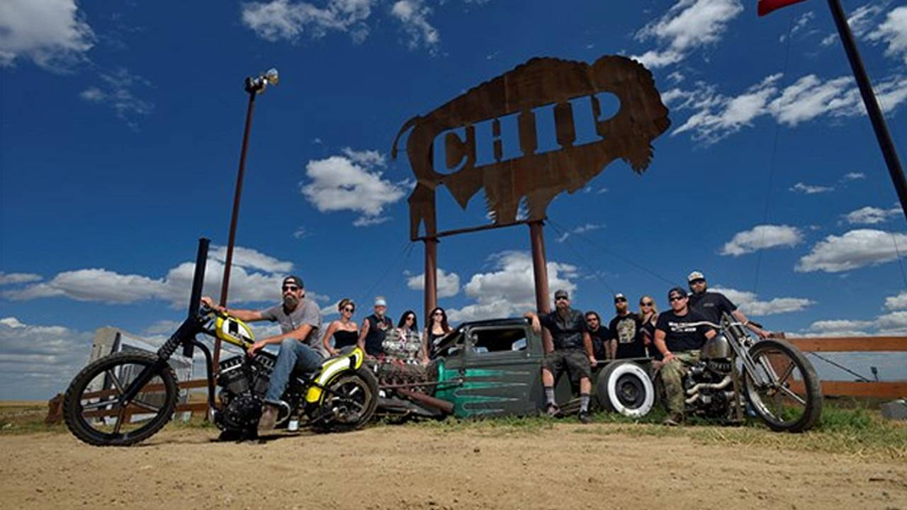 Supermoto and Hooligans to Invade Sturgis Buffalo Chip