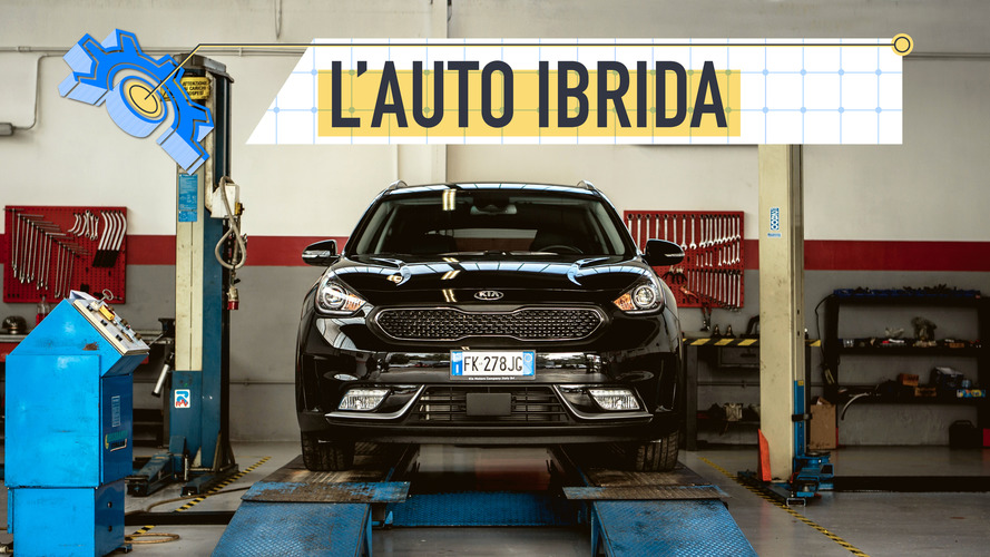 Come funziona un'auto ibrida? Lo scopriamo con la Kia Niro