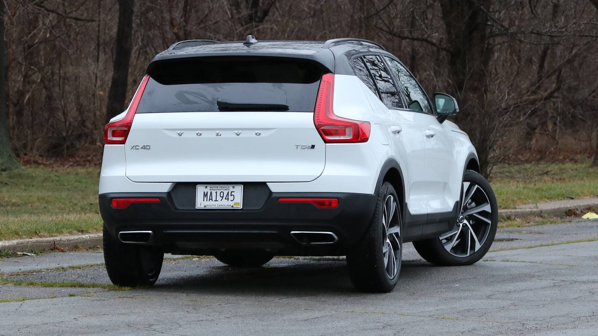 Volvo's First Three-Cylinder Engine Debuts In New XC40 In Europe