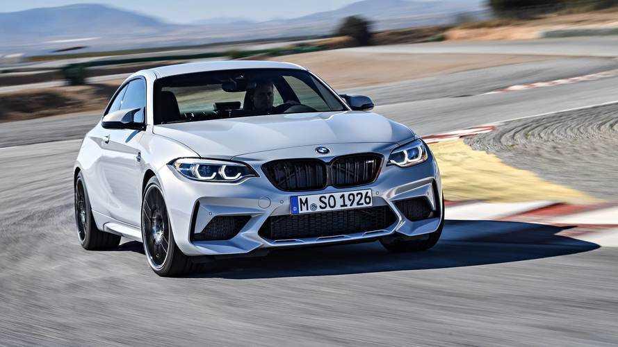 Furcsa rekorddal köszönhet be a BMW M2 Competition