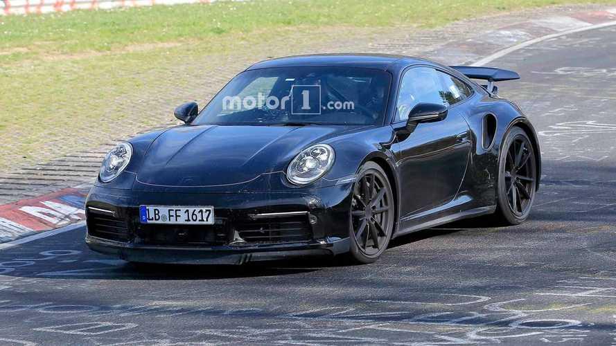 Next-Gen Porsche 911 Turbo Spy Shots