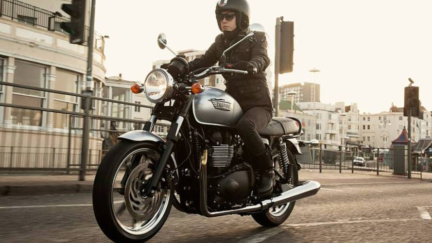 Triumph Updates Modern Classic Range For 2014