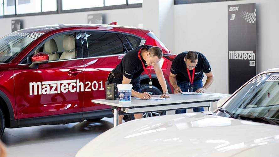 MazTech 2018, el concurso para elegir el mejor mecánico de España