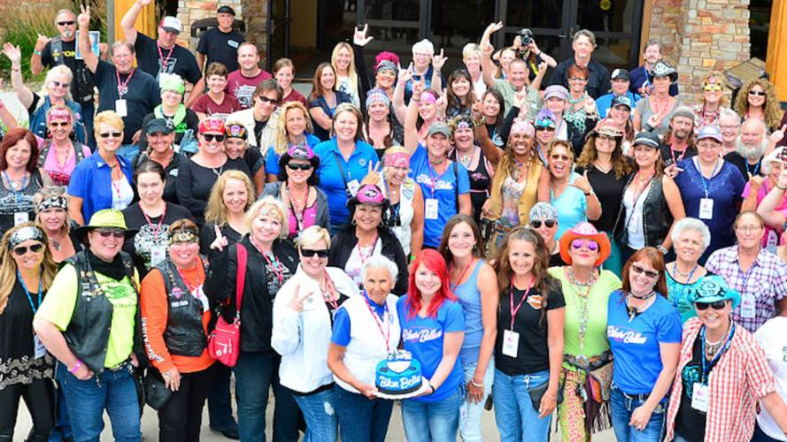 Biker Belles Celebrate Female Motorcyclists at Sturgis