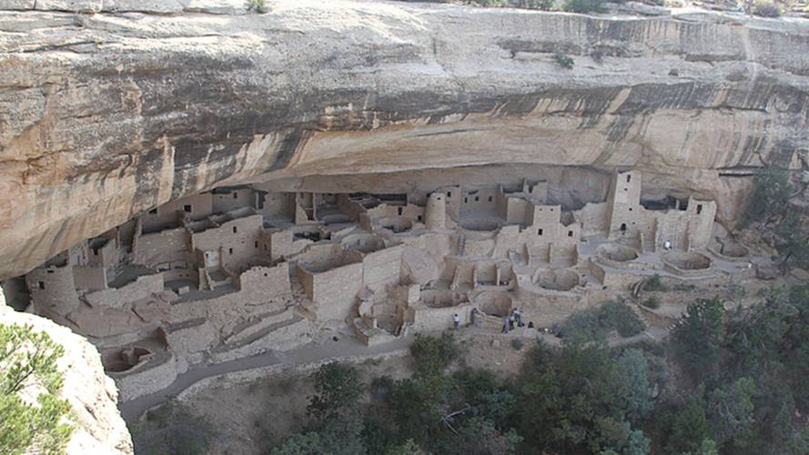 Rider Destinations:  Mesa Verde, Colorado