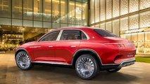 Maybach SUV Ultimate Luxury