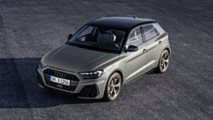 Audi A1 at the Paris Motor Show
