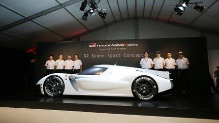 200 milliónál is többe kerülhet a Toyota közutakra szánt hiperautója