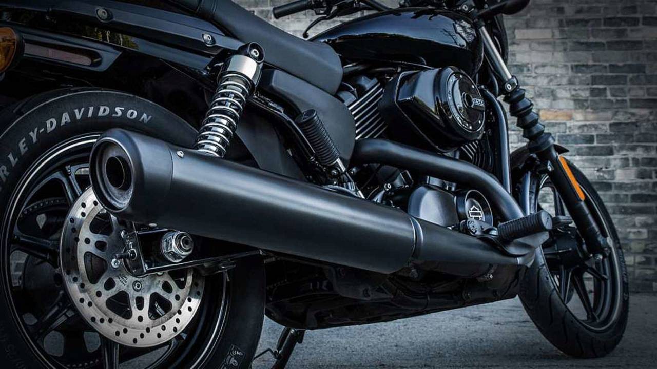 2014 Harley-Davidson Street 750 and 500