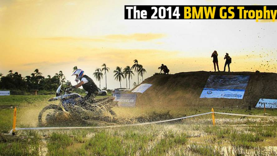 2014 BMW GS Trophy