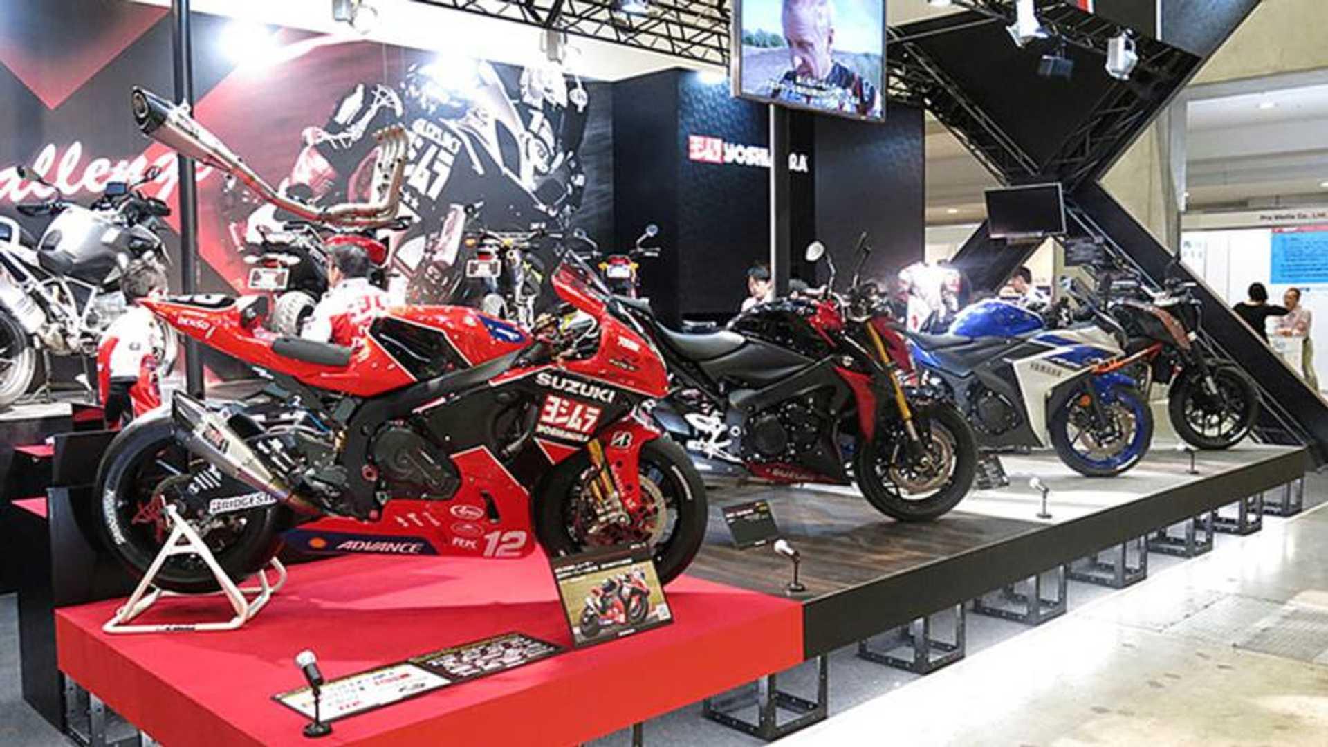 Motorcycle Sales Slump in Japan