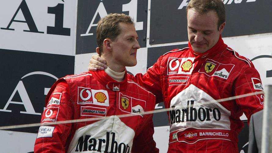 "Barrichello relembra GP da Áustria em 2002: ""Vomitei de raiva"""