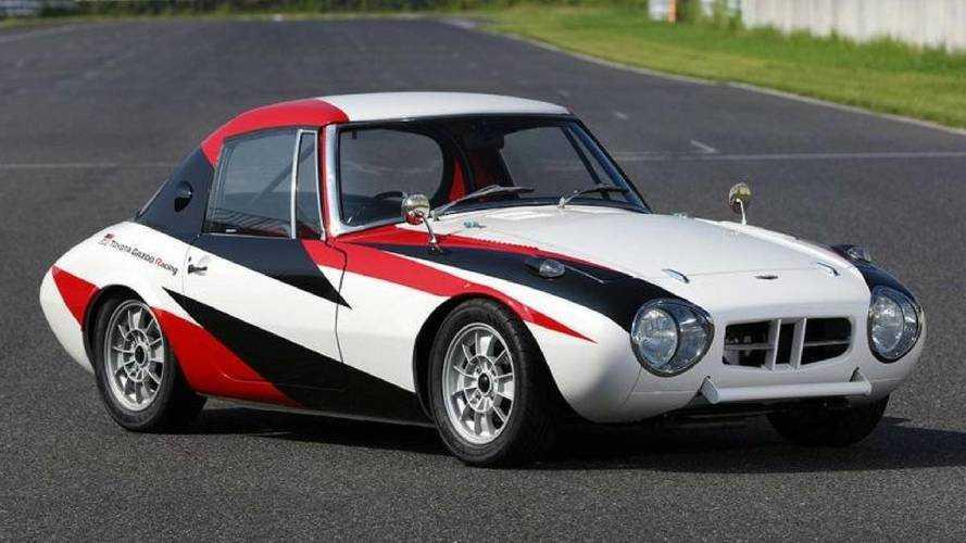 Toyota Sports 800, un clásico de 1965 en plena forma