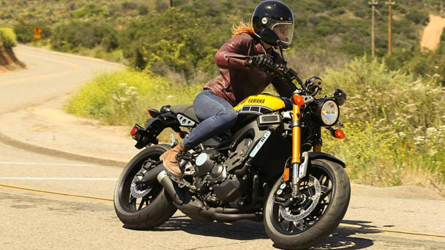 Yamaha XSR900 - A Vintage Enthusiast's First Ride