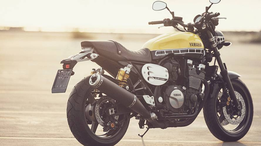 Farewell the Yamaha XJR1300