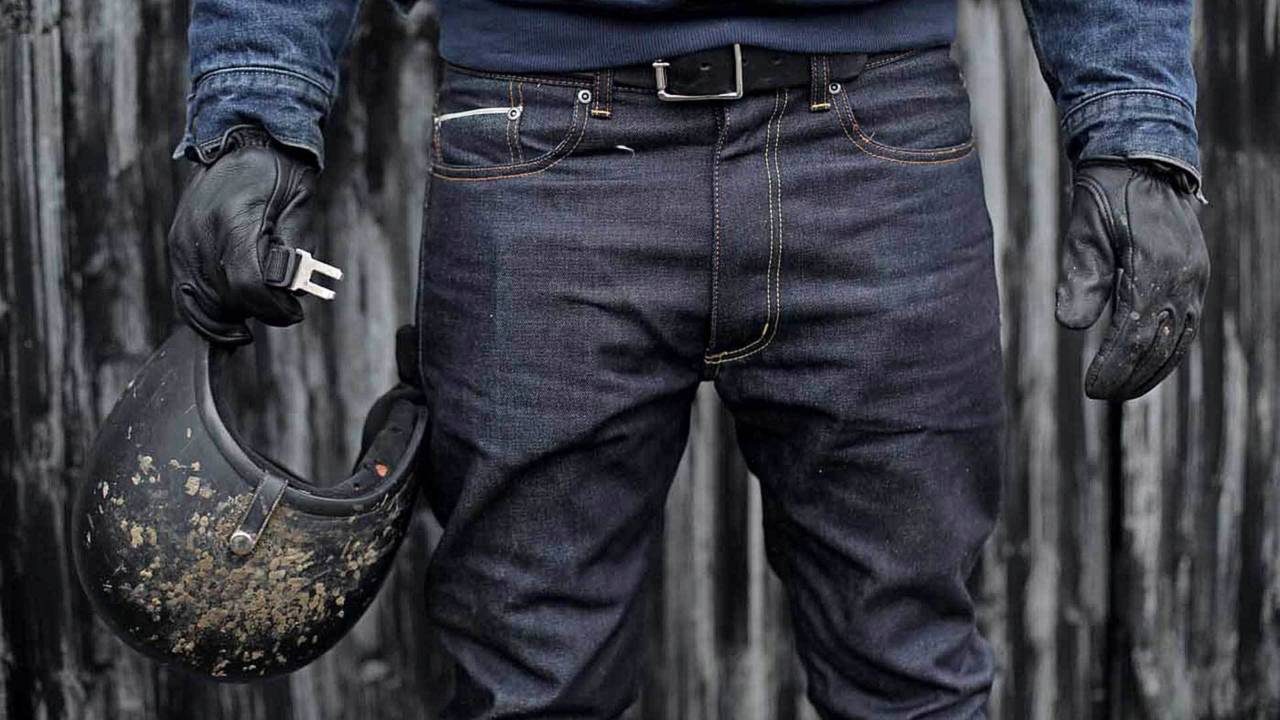 The Best Motorcycle Jeans for Style and Protection