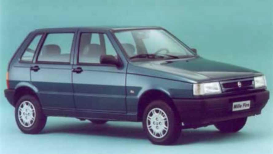 #TBT Motor1.com - O primeiro Fiat Uno Mille Fire