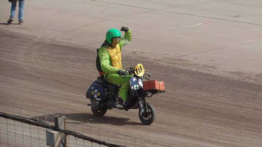 Harley, DirtQuake Team Up to Make Racing Fun Again